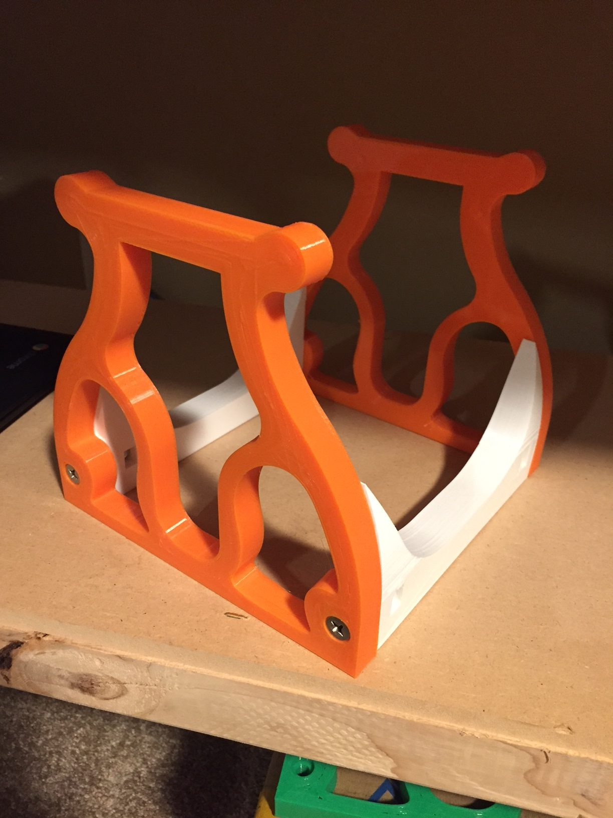 EUC Stand 2.0 Orange/White