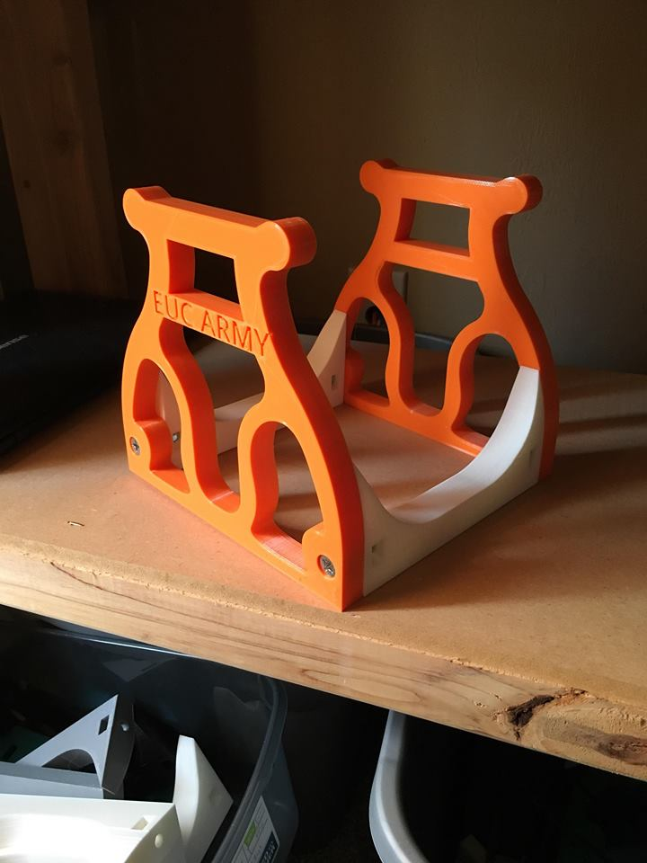 EUC Stand 2.1 Orange/White