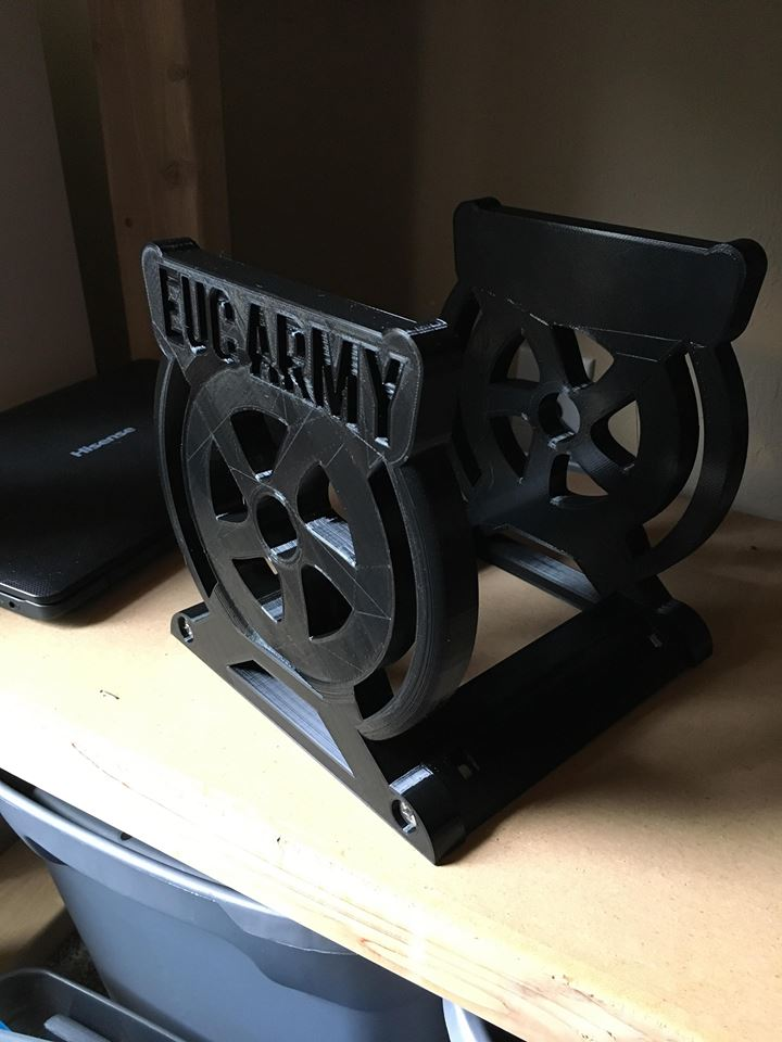 EUC Stand 3.8 Bolted Black