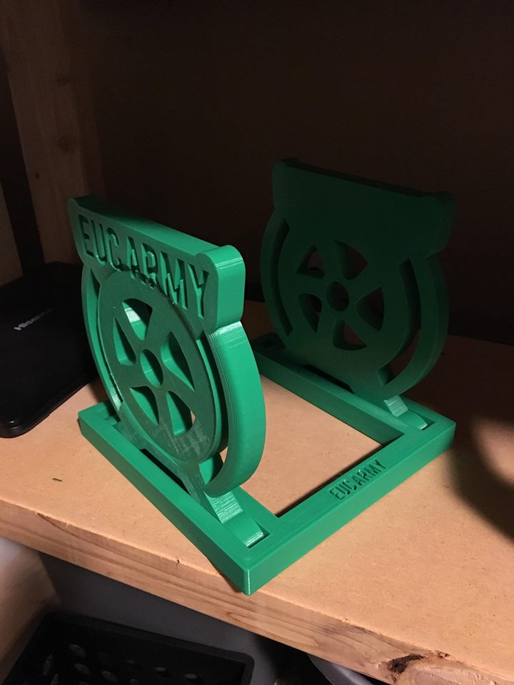 EUC Stand 3.8 Green