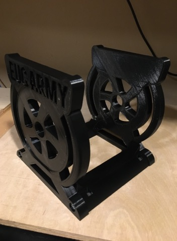 EUC Stand 3.9 Bolted Black