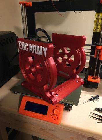 EUC Stand 3.9 PETG Carmine Red Premium