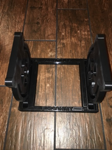 No Tool EUC Stand 3.9 16X/Z10/Sherman Black