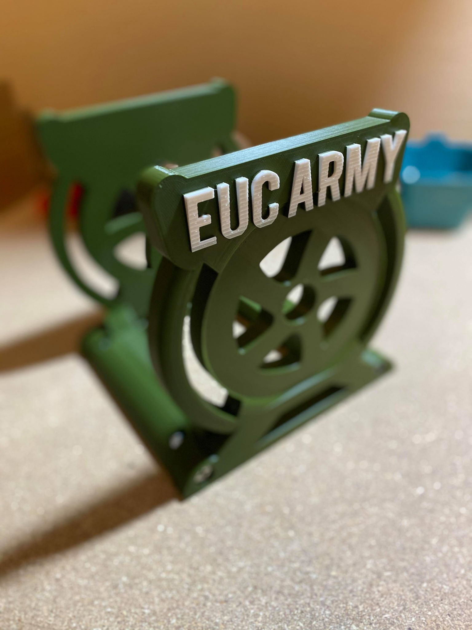EUC Stand 3.9 Army Green Premium