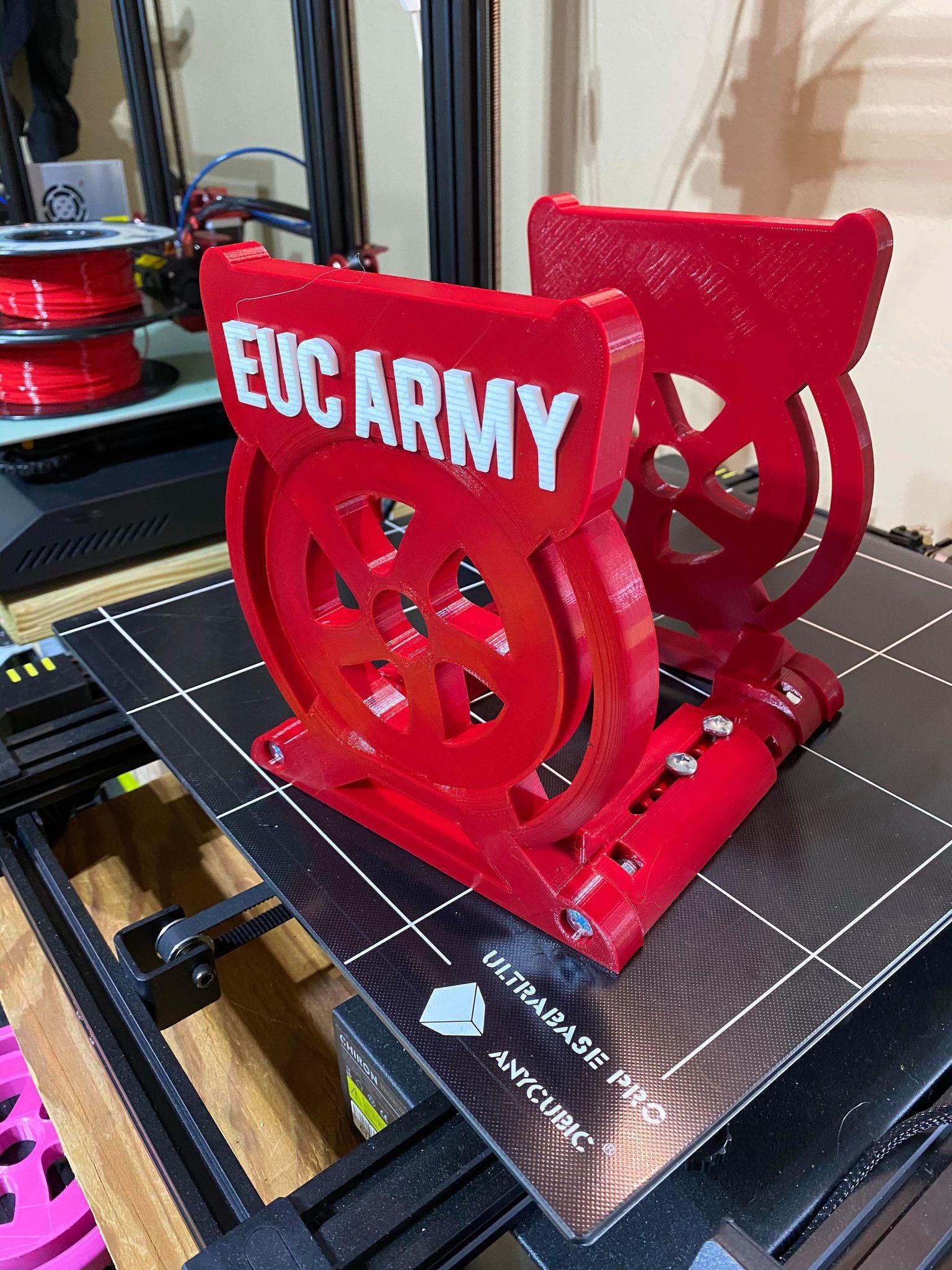 EUC Stand 3.9 Premium Tall Boy Adjustable - Fits ALL wheels