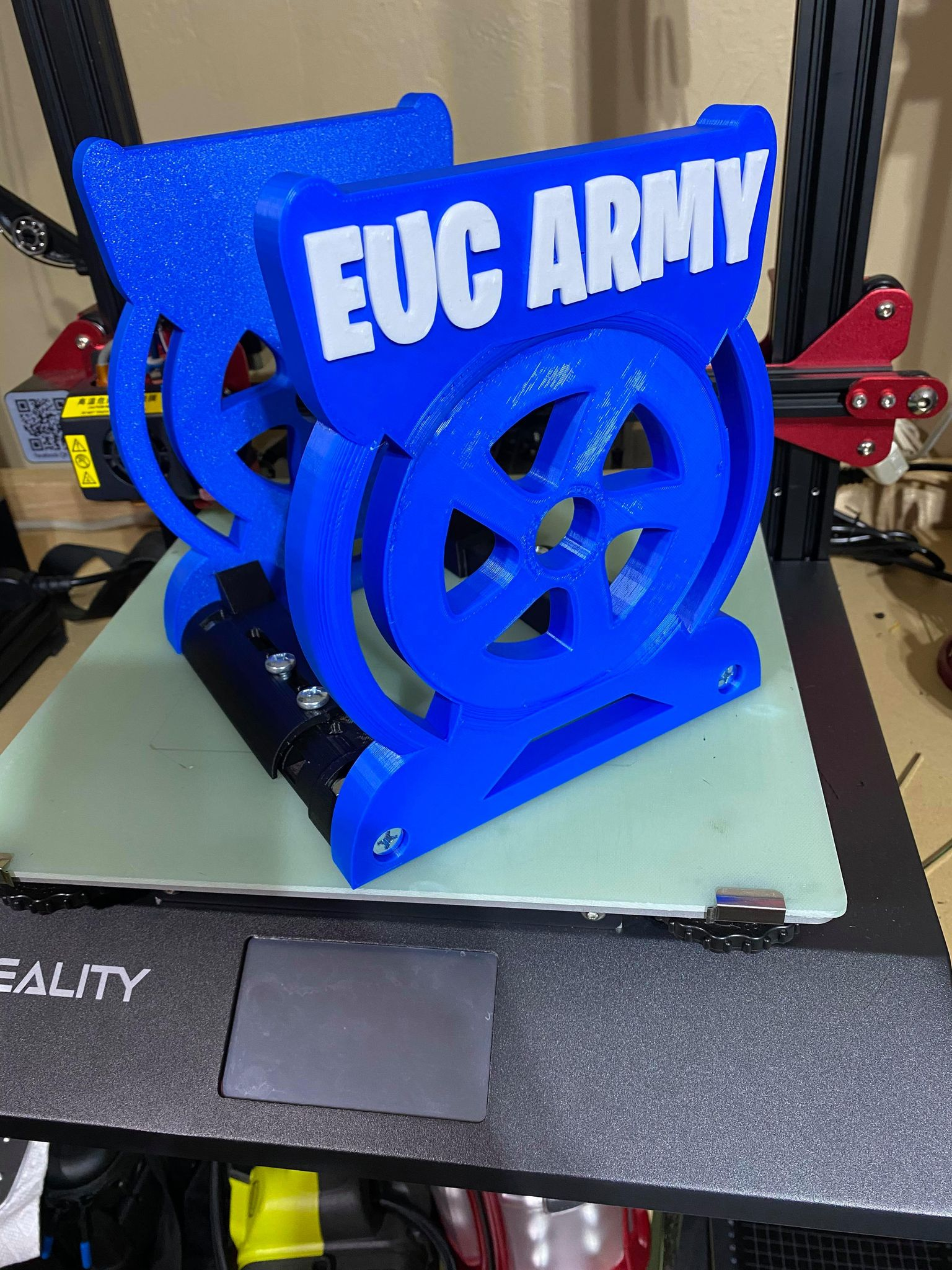 EUC Stand 3.9 Premium Tall Boy Adjustable EXTREME - Fits ALL wheels