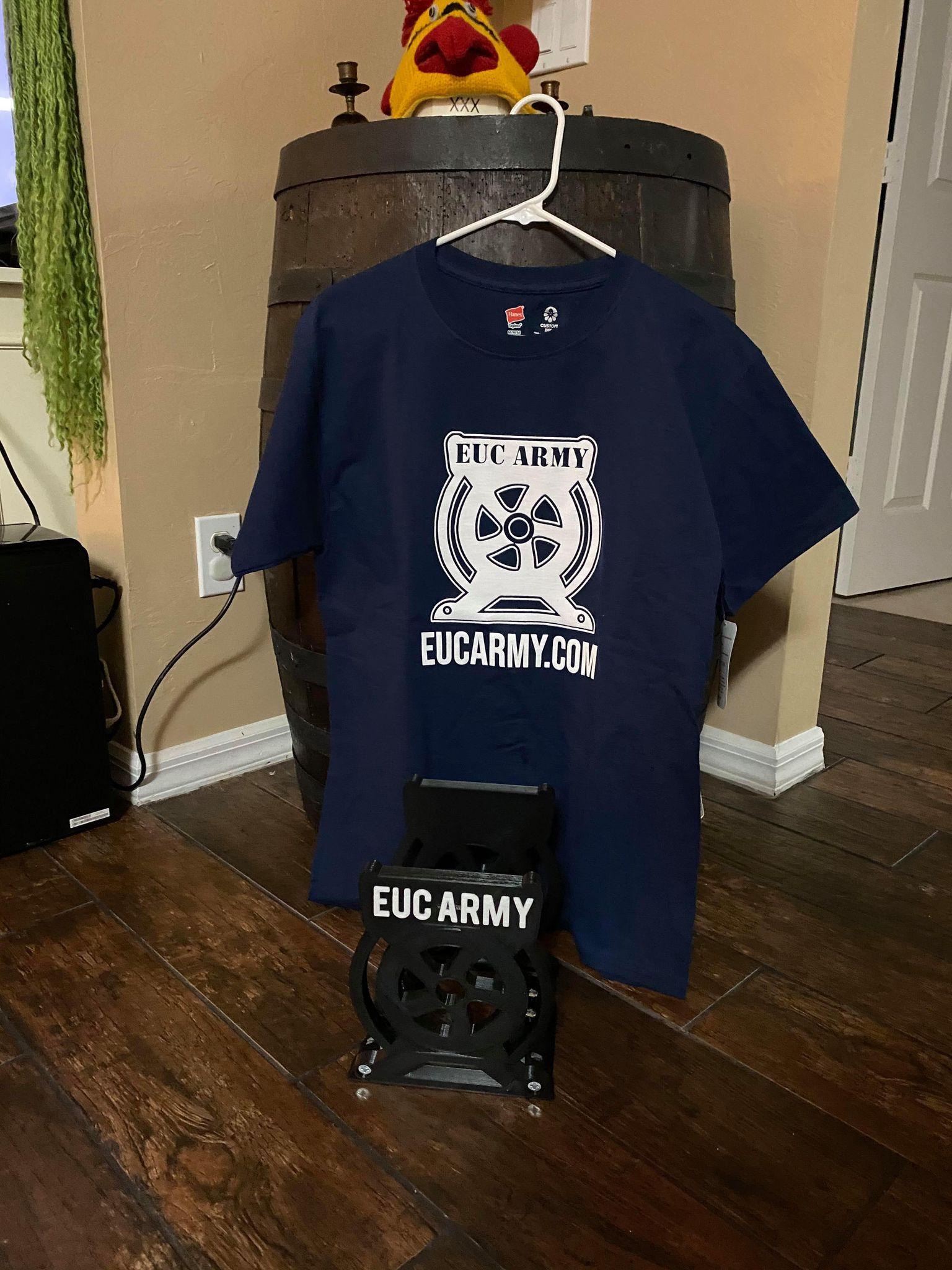 EUC Army T-shirt