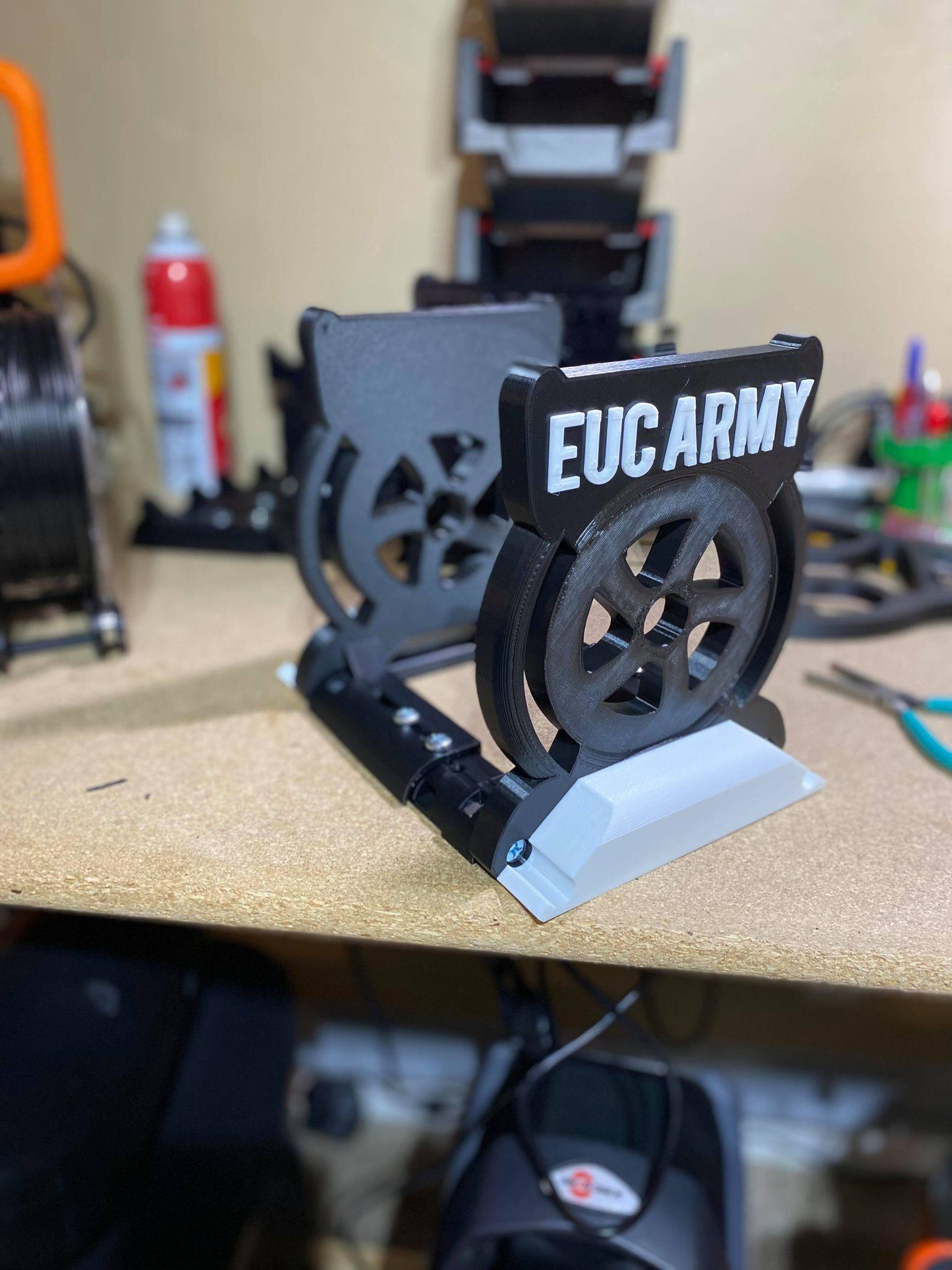 EUC Stand 3.9 Premium Tall Boy Adjustable XS - Fits ALL wheels